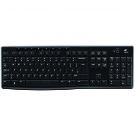 teclado-logitech-wireless-k270